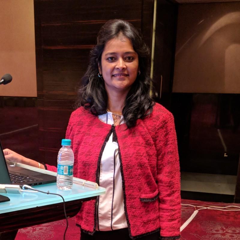 Nitasha Dusi